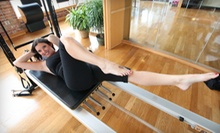 $39 for 10 Pilates Cardio, Mat, or On Ramp Classes at Pilates 1901 ($129 Value)