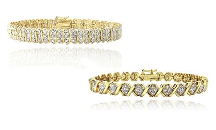 1 CTTW Diamond Bracelets