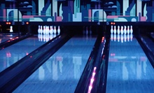 Bowling for Two or Four, Cosmic Bowling for Up to Six, or 10 Games of Bowling at Silver Creek Lanes (Up to 53% Off)