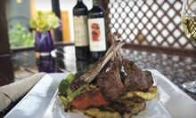 Greek Cuisine for Dinner or Catering at Spartacus Restaurant (Half Off)