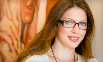$35 for Eye Exam and $225 Toward Lenses and Frames at Bronx Eye Care ($340 Value)
