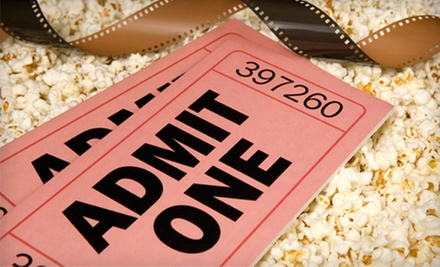 Movie Tickets, Popcorn, and Drinks for Two or Four at Bensenville Theatre (Up to 56% Off)