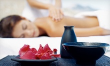 One or Three 60-Minute Massages with Hydrotherapy and Aromatherapy at Petit Spa (57% Off)