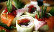 C$20 for C$40 Worth of Japanese Cuisine at Kinki. Two Options Available.
