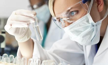 ADNLAB: teste de intolerância alimentar através de ADN específico para prevenção de problemas dermatológicos por 89€