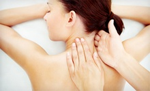 60-Minute Deep-Tissue Massage or One or Three 60-Minute Relaxation Massages at ZunZun Therapeutic Care (Up to 61% Off)
