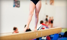 $32 for One Month of Childrens Gymnastics Classes at Eagle Ridge Gymnastics ($74.18 Value)