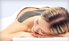 Bluberry Detoxifying or Mango Enzyme Hydrating Body Wrap with or Without Express Facial at Sanctuary Spa (Up to 56% Off)