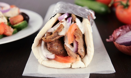 $20 for $40 Worth of Middle Eastern and Mediterranean Fare at Elham Restaurant