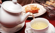 Eastern European Food, Crepes, and Tea for Two or Four at Crepes Tea House (Up to 52% Off)