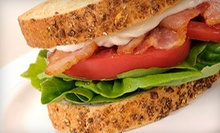 $10 for $20 Worth of Caf Cuisine at A La Mode Cafe &amp; Catering