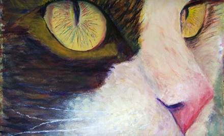 Three-Hour BYOB Painting Class for One, Two, or Four at Wild Child Arts & Quilt Shop in Watkinsville (Up to 59% Off)