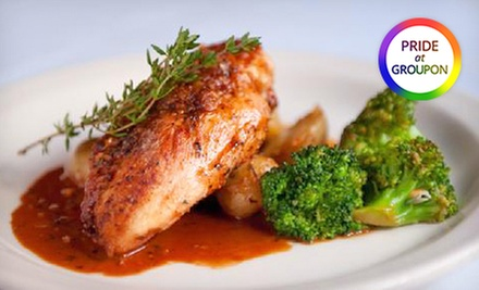 $20 for $40 Worth of Contemporary Cuisine at Little Fountain Cafe