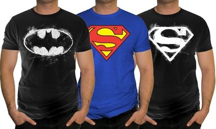 Men's DC Comics Cotton T-Shirts