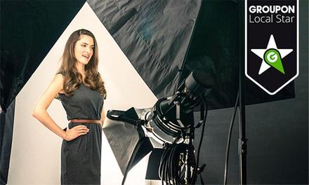 Luz do Deserto — Belém: sessão fotográfica como modelo e fotógrafo para até 4 pessoas por 44,90€