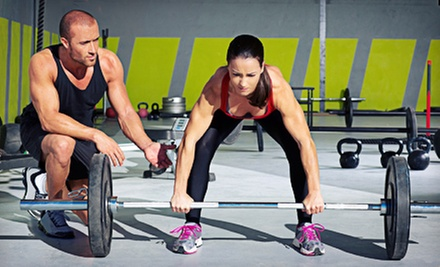 10 or 20 CrossFit Classes for Adults or 10 CrossFit Classes for Kids 3–18 at CrossFit Sun (Up to 83% Off)