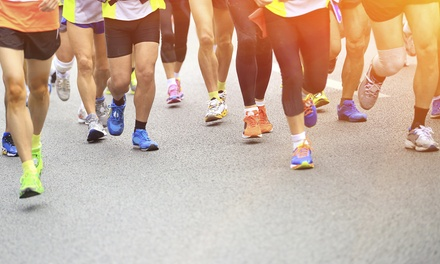 Entry to Scottsdale Challenge Half Marathon, or 5k on Sunday, April 12 from Road Runner Sports (Up to 42% Off)