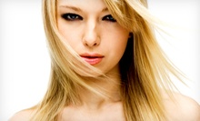 Haircut with Conditioning Treatment or Highlights, or a Keratin Smoothing Treatment at Ohana Salon & Spa (Up to 60% Off)