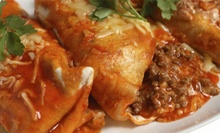 Mexican Cuisine and Drinks for Two or Four at La Fiesta Mexican Restaurant (52% Off)