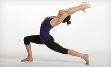 One or Three Months of Unlimited Yoga Classes at Bala Vinyasa Yoga (Up to 80% Off)
