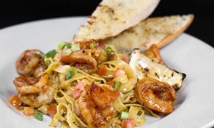 $30 for $50 Worth of Southern Dinner Cuisine at Shuga Jazz Bistro