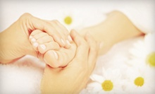$45 for Reflexology Package with Foot Detox and CranioSacral Treatment at Relaxation &amp; Purification Center ($90 Value)