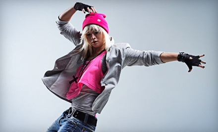 5 or 10 Beginner Hip-Hop Classes at Madison Dance Studio (Up to 59% Off)