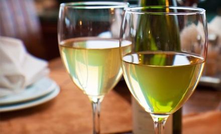 Wine or Beer Flight for Two or $15 for $30 Worth of Drinks and Small Plates at The Ybor City Wine Bar