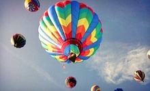 $150 for a Sunrise or Sunset Hot-Air Balloon Ride from Carolina Balloon Adventures (Up to $300 Value)
