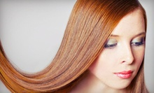 One or Three Smoothing or Straightening Treatments at SalonBlu (Up to 69% Off) 