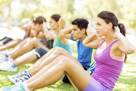 Up to 82% Off bootcamp classes at Klocfit