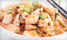 Chinese Food at Little Szechuan (Up to 53% Off). Three Options Available. 