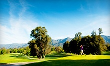 Round of Golf for One, Two, or Four with Cart Rental, Range Balls, and Beer at Ojai Valley Inn & Spa (Up to 52% Off)