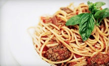 $11 for $22 Worth of Italian-American Cuisine at Francesca's