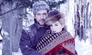 """doctor Zhivago"" At Broadway Theatre Through April 26. Tickets Starting At $49."