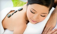90-Minute Therapeutic Massage or 60-Minute Hot-Stone Massage at Intua-Touch Massage (Up to 53% Off)