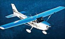 Hands-On Flight Instruction with Ground Instruction and Photos at King Aviation Mansfield ($376 Value)