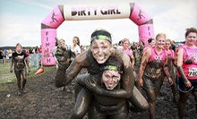 Women's 5K Entry for One, Two, or Four to Dirty Girl Mud Run at Bonnybrook Farms on Saturday, June 1 (Up to 70% Off)