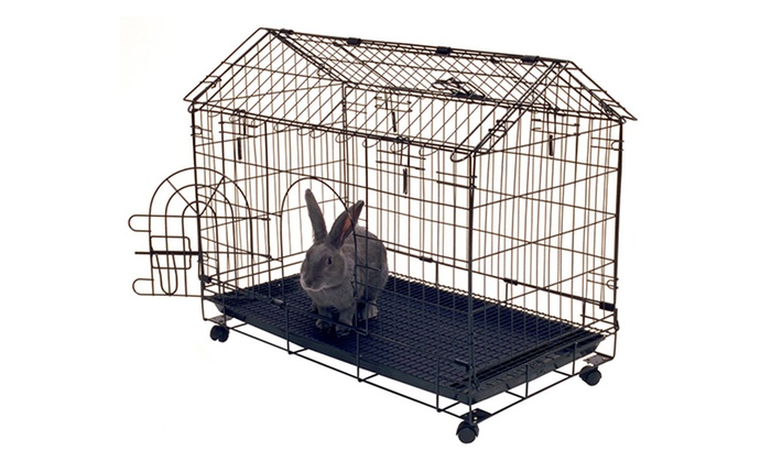 Kennel Aire Bunny House Kennel Aire Bunny House