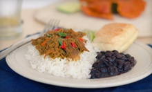 Authentic Cuban Cuisine and Drinks at Havana South Restaurant and Bar (Up to 54% Off). Two Options Available.