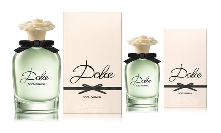 Dolce by Dolce & Gabbana Eau de Parfum for Women; 1.6 or 2.5 Fl. Oz. from $39.99–$49.99