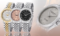 GROUPON: Stührling Original Symphony Collection Women's Swiss ... Stührling Original Symphony Collection Women's Swiss Watch
