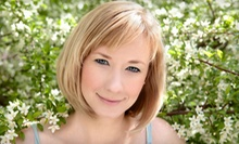 Cut and Highlights Packages from Gabrielle Tremblay at The Color Lounge Salon (Up to 54% Off). Three Options Available.