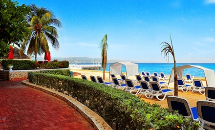 Groupon Deal: All-Inclusive Stay at Royal Decameron Montego Beach in Jamaica. Dates into October.