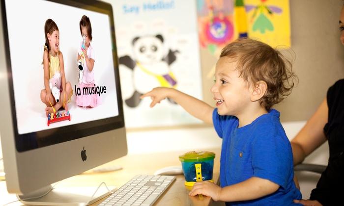Children's Language Learning DVD Set
