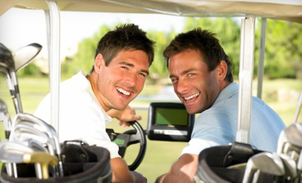 18-Hole Round of Golf with Cart for One, Two, or Four at High Lands Golf Club (Up to 61% Off)