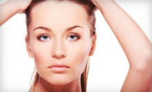 One or Three One-Hour Facials or Microdermabrasions at Aesthetics by Marina in Placerville (Up to 54% Off)