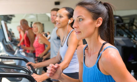 Two or Five-Month Membership Package with Unlimited Classes at Anytime Fitness (Up to 72% Off)