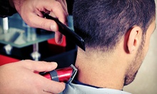 One or Three Men's Haircuts at Sharp Barber (Up to 58% Off)