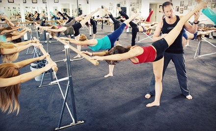 $39 for 10 Classes at Cardio Barre ($150 Value)